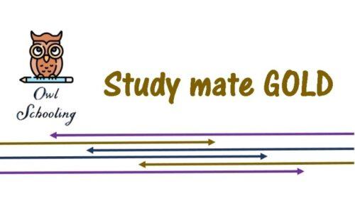Study mate GOLD
